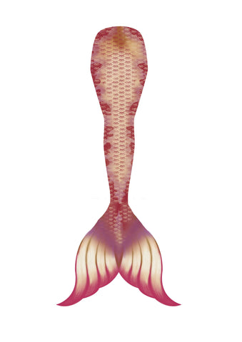 Seasiren Mermaid Tail