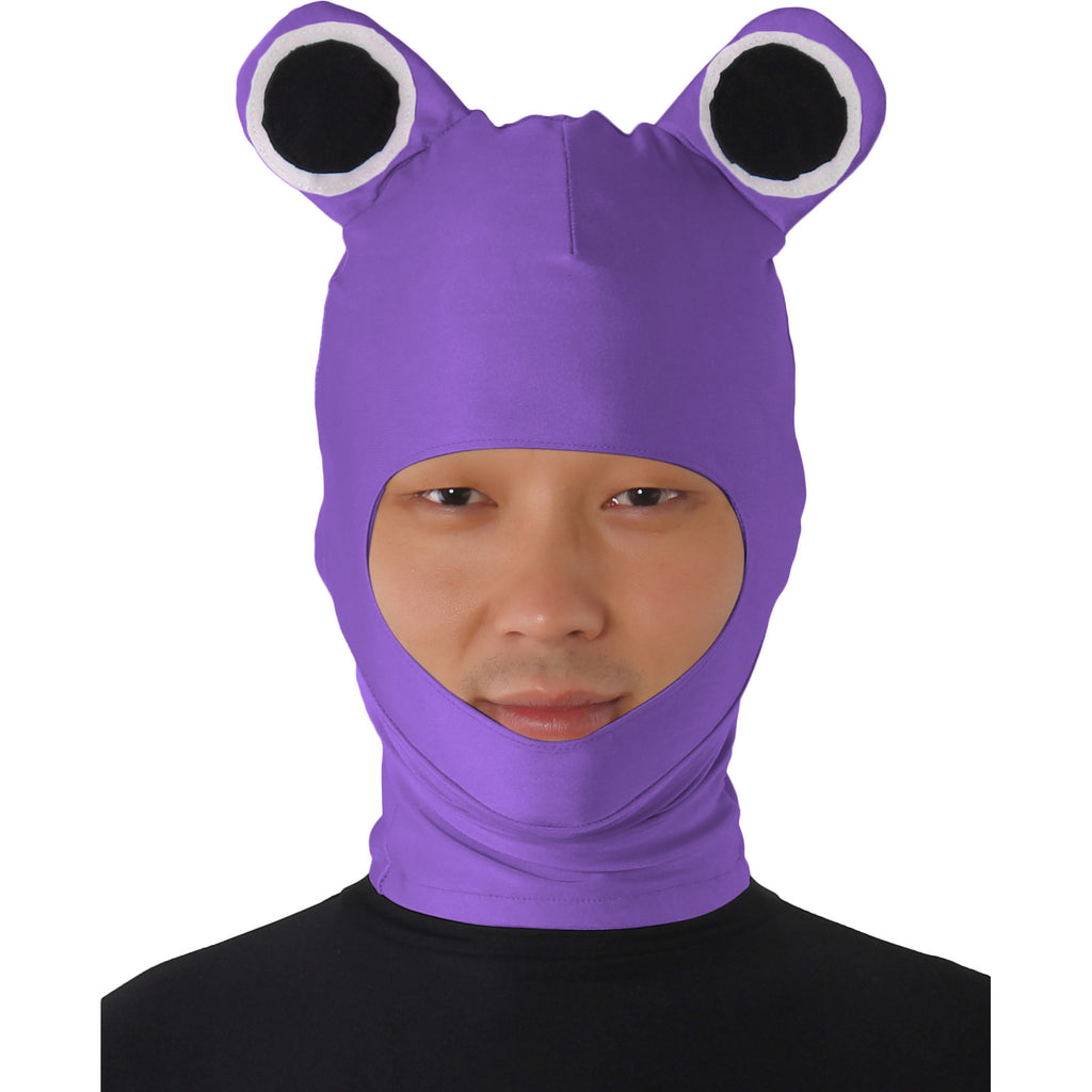 JustinCostume Spandex Funny Animal Hooded Mask Halloween Costume Acces