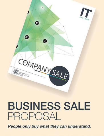 Business Sale Proposal Creation