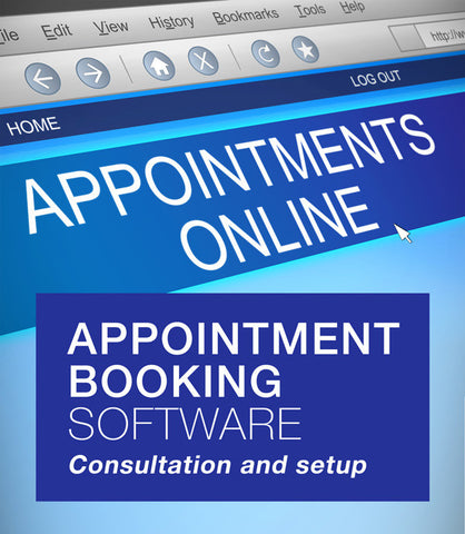 Online Appointment Booking System Set up