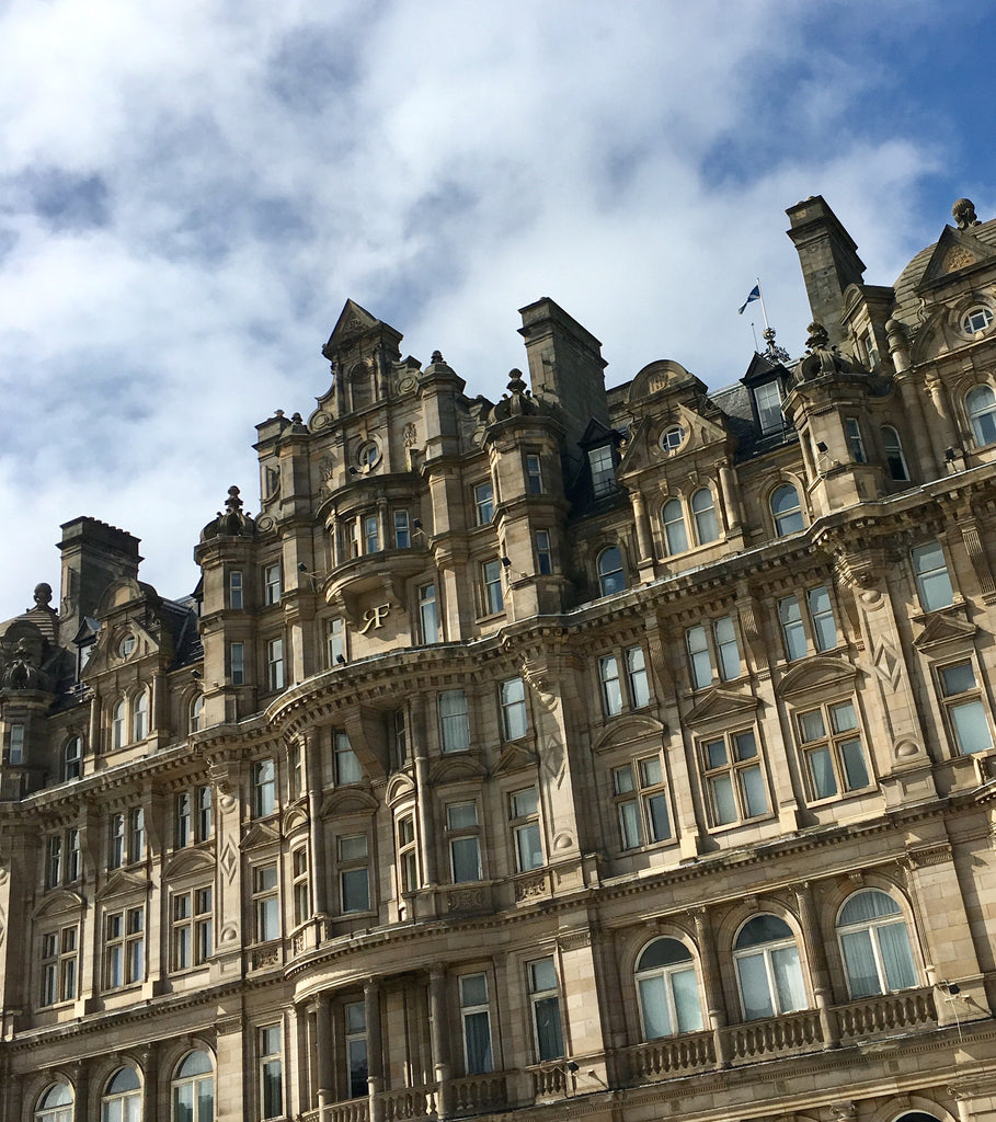 The Balmoral Hotel - Edinburgh