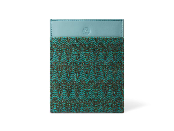Passport Holder / Aqua