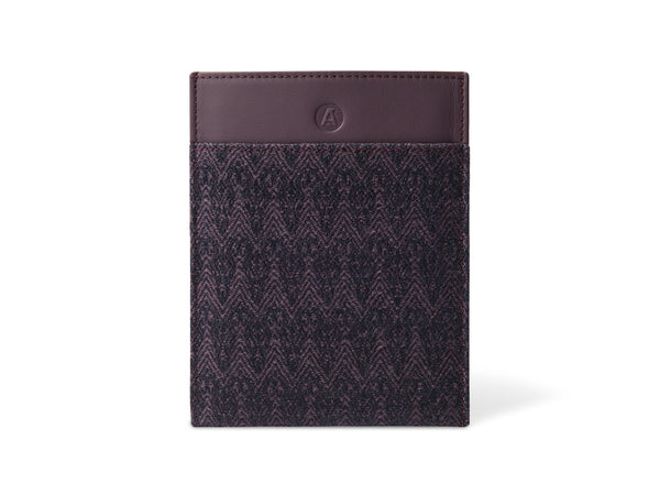 Passport Holder / Heather