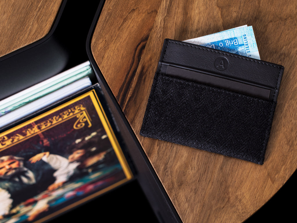 Card Holder / Black