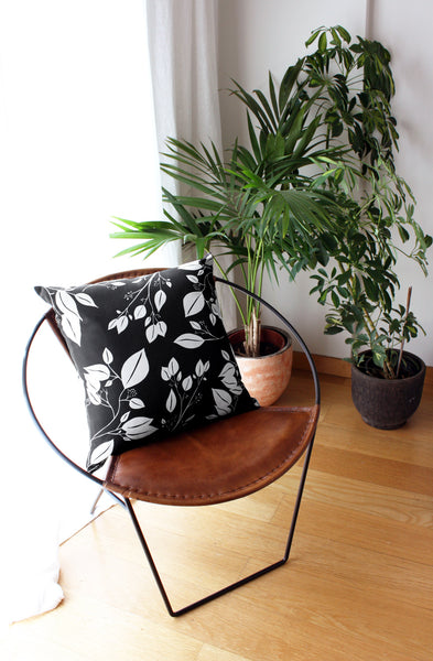 Cotton eco friendly printed decorative cushion by My Friend Paco