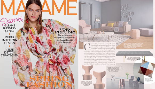 velvet deluxe cushion madame magazine