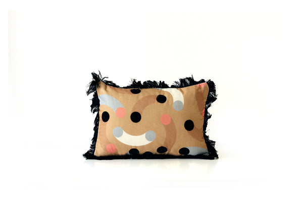 velvet luxury cushion my friend paco