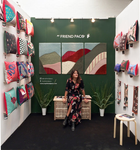 2017 London Design Fair - My Friend Paco