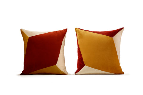 VELVET DELUXE designer cushions by My Friend Paco homewares