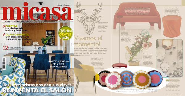 round cushions my friend paco at micasa magazine