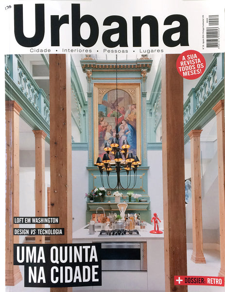 My friend paco cushions at Urbana interior design cover