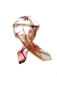 DALILA silk scarf designer cushions, silk scarfs, rugs and bags - My Friend Paco