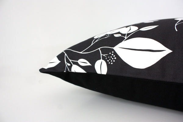 Cotton eco friendly printed decorative cushion by My Friend Paco - detail