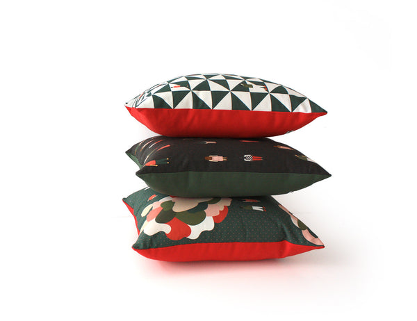 RIDE cushion designer cushions, silk scarfs, rugs and bags - My Friend Paco