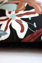 Load image into Gallery viewer, DALILA blue silk cushion designer cushions, silk scarfs, rugs and bags - My Friend Paco
