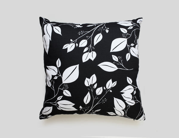 Cotton eco friendly printed decorative cushion by My Friend Paco - front