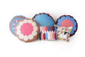 TILLY baby cushion designer cushions, silk scarfs, rugs and bags - My Friend Paco