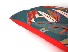 Load image into Gallery viewer, SAFARI cushion designer cushions, silk scarfs, rugs and bags - My Friend Paco