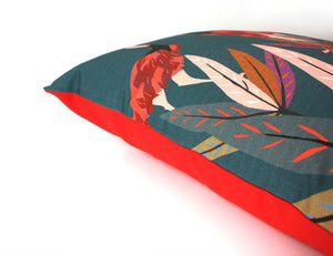 SAFARI cushion designer cushions, silk scarfs, rugs and bags - My Friend Paco