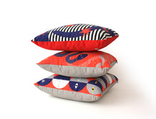 Load image into Gallery viewer, OLIVER cushion designer cushions, silk scarfs, rugs and bags - My Friend Paco