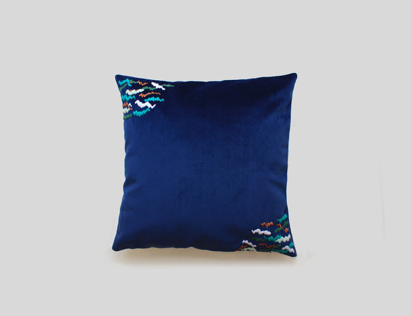embroidery decorative cushion