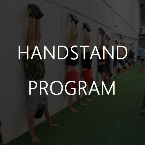 Handstand Program ADVANCED