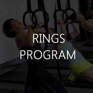 Rings Program ADVANCED