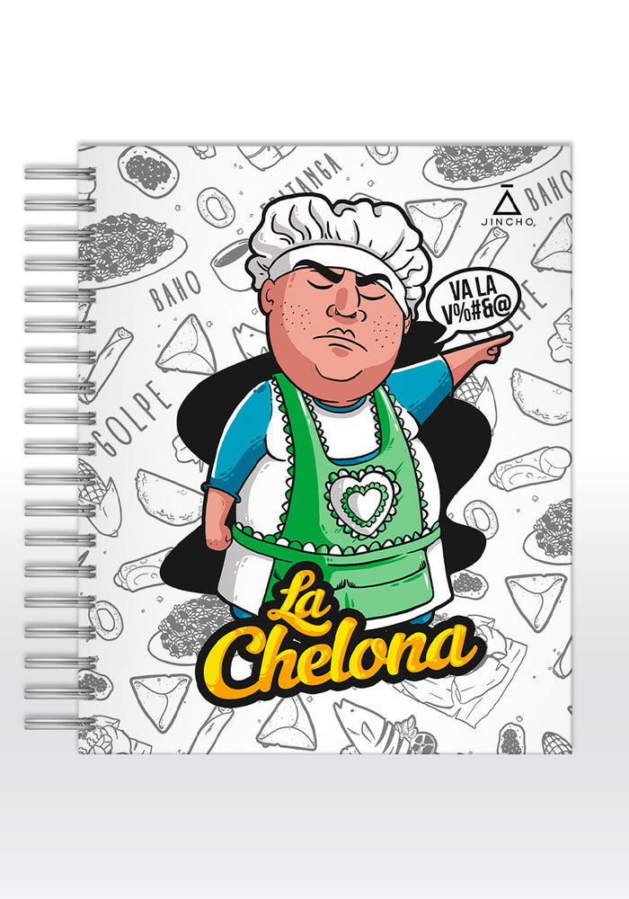 La Chelona Notebook