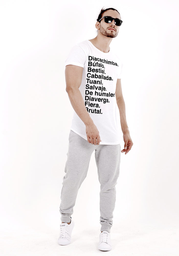 Awesome words Urbanica Men's T-Shirt