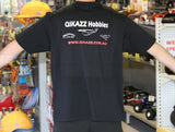 QIKAZZ Black T-Shirt