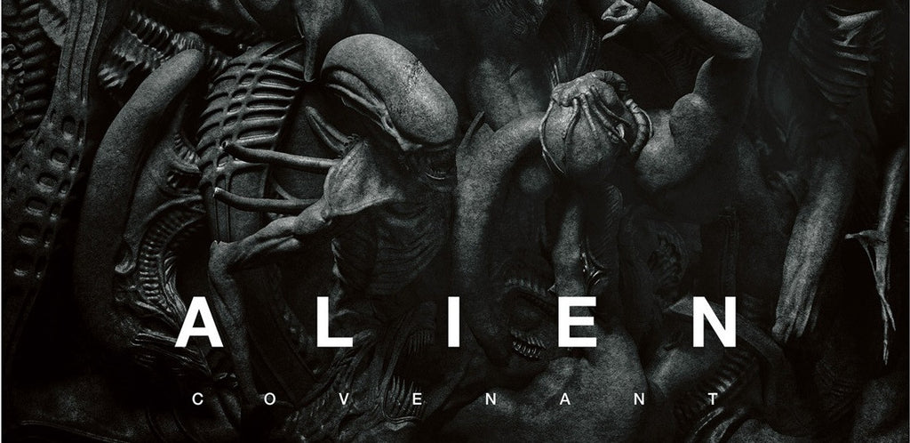 ALIEN: COVENANT Official Poster Art - On Sale Info!