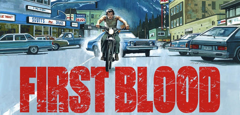 First Blood (Reg)