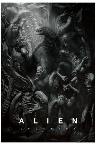 Alien: Covenant (Fine Art Movie Print)