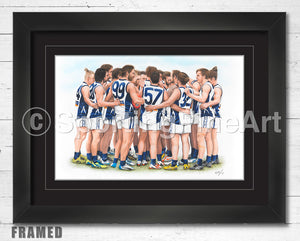 Croydon FC 2015 Reserves Fine Art Print