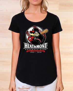 Heathmont Baseball Club 'Heidi' Tshirt