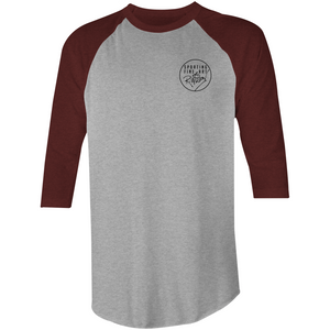 AS Colour Raglan - 3/4 Sleeve T-Shirt