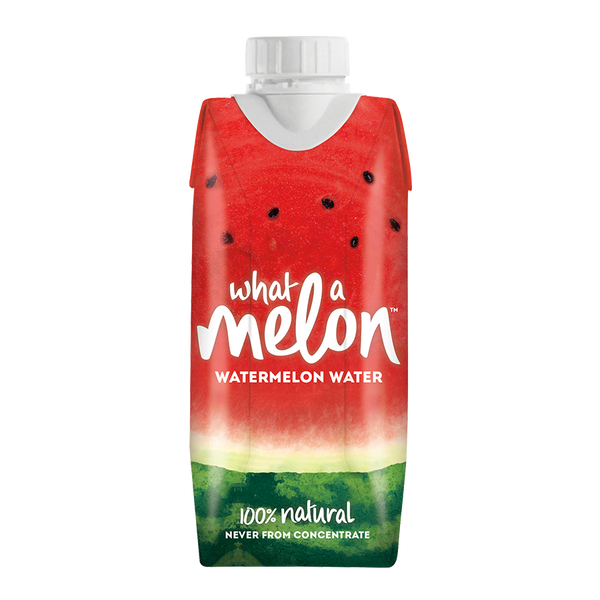 What A Melon - Watermelon Water (18 x 330ml)