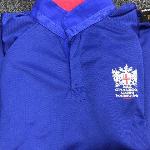 City of London Shoreditch Park Reversible Boys Rugby top