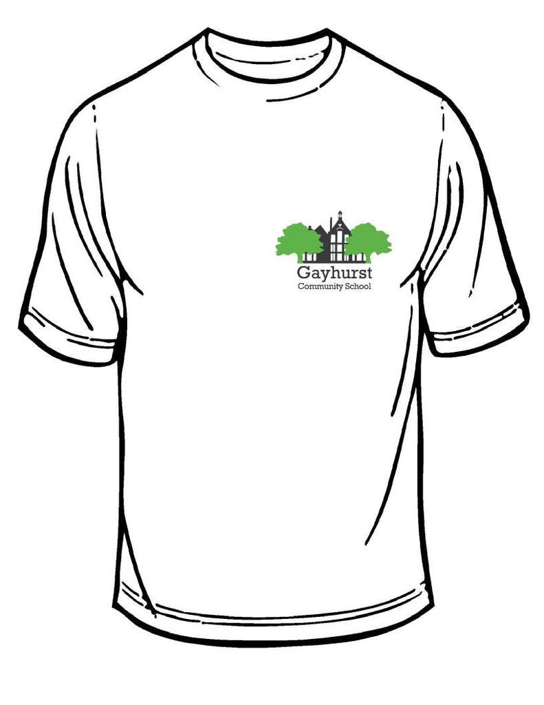 Gayhurst Community School PE T/shirt