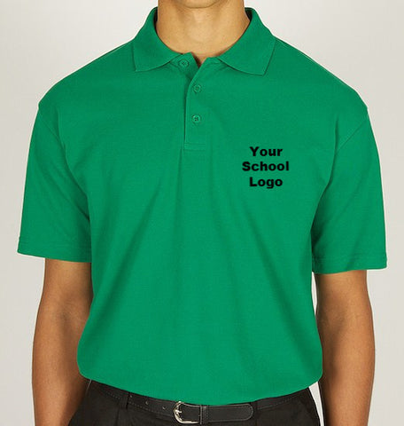 Official Gayhurst Community School polo shirt