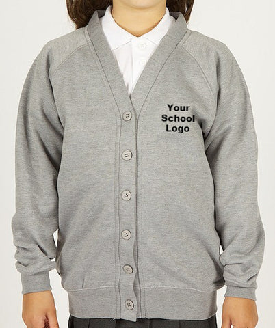 Official Gayhurst Community school sweatshirt cardigan