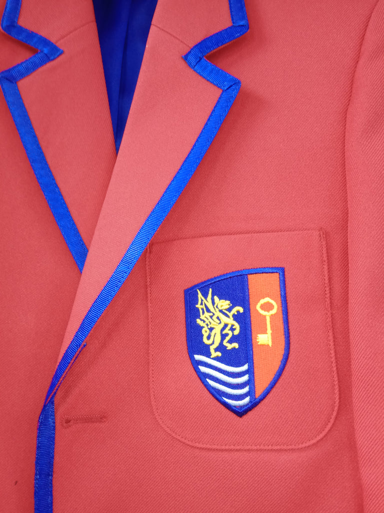 City Academy boys blazer