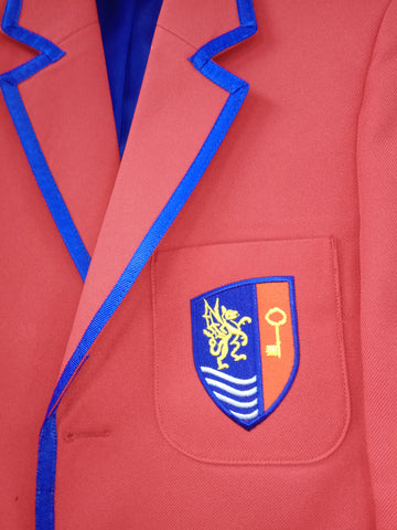 City Academy girls blazer
