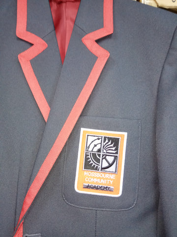 Mossbourne Community  girls blazer
