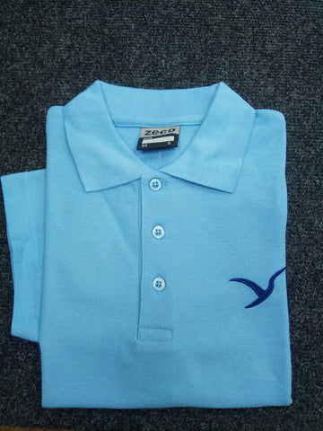 Stoke Newington Year 10 & 11 Polo blue