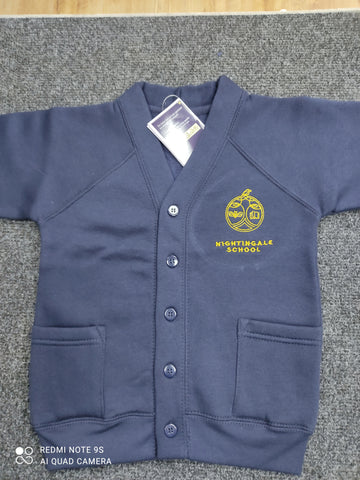 Nightingale Primary School Cardigan