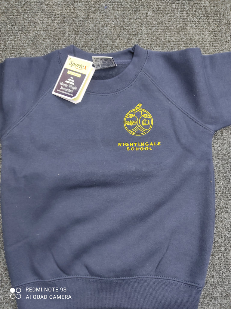 Nightingale Primary School sweatshirt