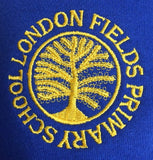 Official London Fields Primary school polo shirt