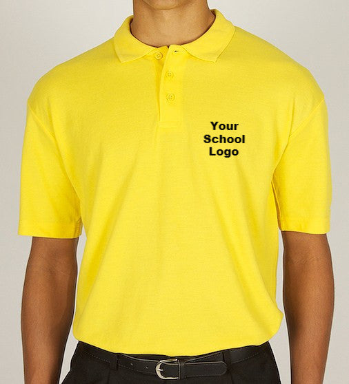 Official Morningside Primary school polo shirt