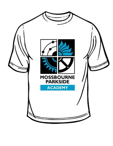 Official Mossbourne Parkside Academy PE shirt